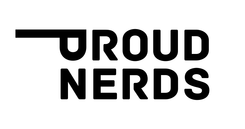 Logo Proud Nerds
