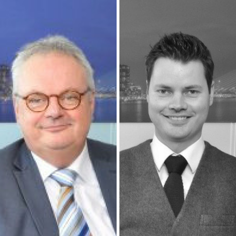 Speakerprofil Gerard en Frank Haneveer